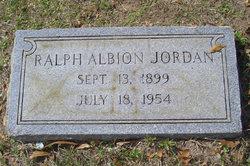 Ralph Albion Jordan