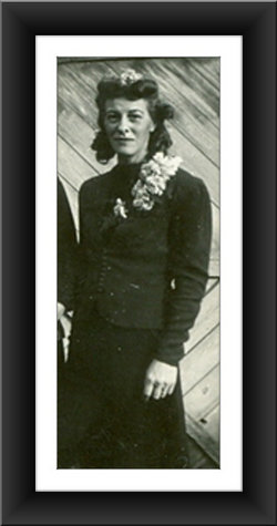 Naomi Pearl Brownie <i>Spencer</i> Coppinger
