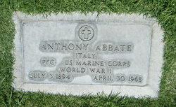 Anthony Abbate