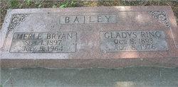 Gladys Mary <i>Ring</i> Bailey