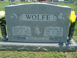 Edmund Raymond Wolfe
