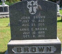 Annie E Brown