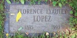 Florence <i>Lyautey</i> Lopez