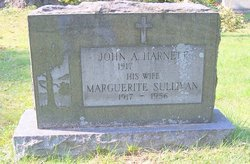 John A Harnett