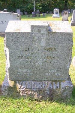 Lucy <i>Turner</i> Van Ornam