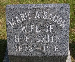 Marie A <i>Bacon</i> Smith