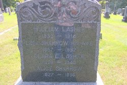 Lina <i>Sharrow</i> Lasher