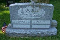 Ronald A Paquette