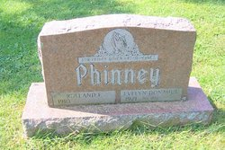 Evelyn <i>Donahue</i> Phinney