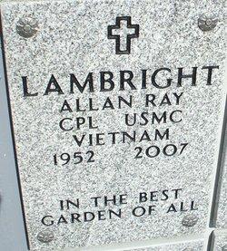 Allan Ray Lambright