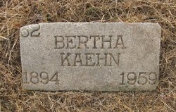 Bertha Koehn