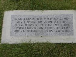 Olivia <i>Alger</i> Bryson