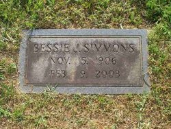 Bessie Iris <i>Jefferson</i> Simmons