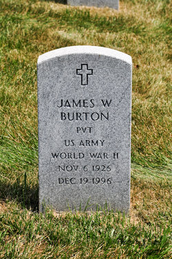 James W Burton