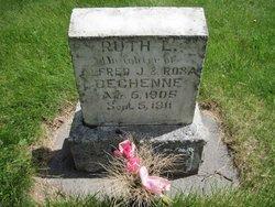 Ruth L Dechenne