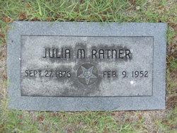 Julia M. Ratner