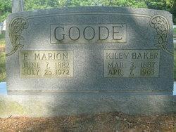 Francis Marion Goode
