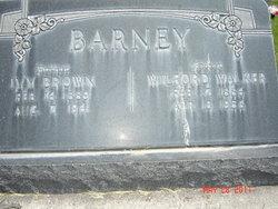 Ivy <i>Brown</i> Barney