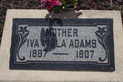 Iva Viola Adams