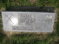 Ellery Charles Christian