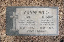 Eleonora <i>Hausner</i> Adamowicz