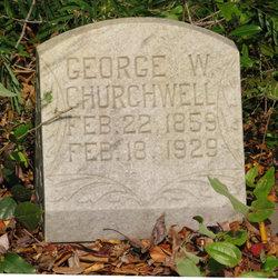 George Washington Tobe Churchwell