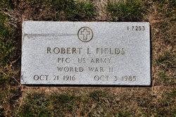 Robert L Fields