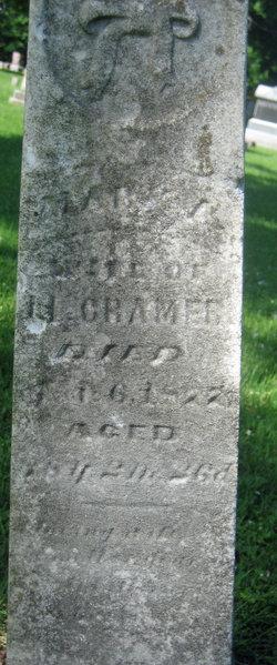Mary A Cramer