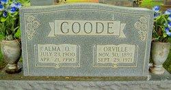 Alma Mae <i>Owens</i> Goode