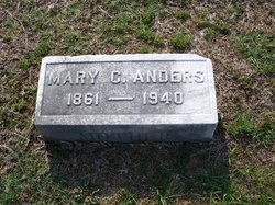 Mary C Anders