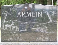 Helen <i>Stannard</i> Armlin