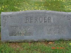 Annie <i>Jenkins</i> Berger