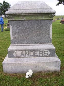 Effie <i>Allder</i> Landers