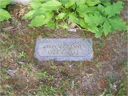 John Martin Christian J.M.C. Sanny