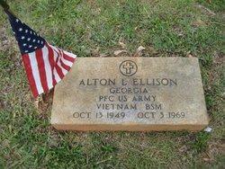 Alton Ellison
