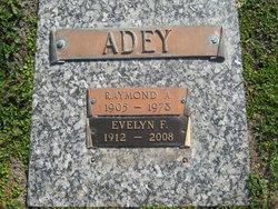 Evelyn F Adey
