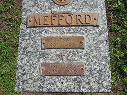 Hedwig Mary <i>Janeczko</i> Mefford