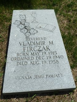 Rev Vladimir M Firczak