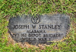 Joseph W Stanley