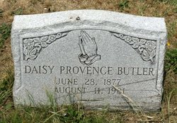 Daisy <i>Provence</i> Butler