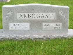 Mabel Irene <i>Akes</i> Arbogast