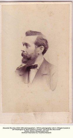 Alexander Rice Esty