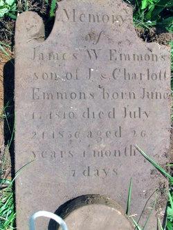 James W Emmons