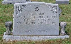 Florence <i>Ross</i> Canipe