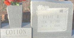 Essie Bell <i>Watson</i> Cotton
