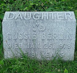 Gussie Berlin