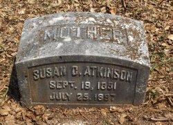 Susan C <i>Goolsby</i> Atkinson