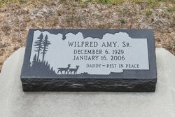Wilfred Amy, Sr