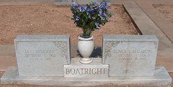 Eunice Vera Elizabeth <i>Groves</i> Boatright