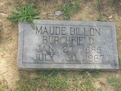 Maude Alene <i>Dillon</i> Burchfield
